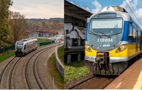 Milion więcej pasażerów w SKM, rekord przewozów PKM