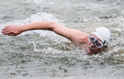 Morsy ścigały się w Motławie
