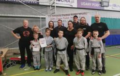 Wushu. Pięć medali w Pucharze Polski