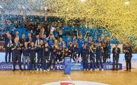 Koszykarki Arki Gdynia zdobyły Puchar Polski