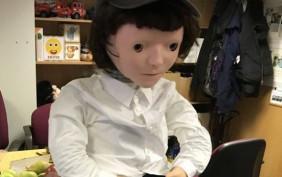 Robot pomoże w terapii dzieci z autyzmem