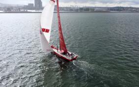 Polski jacht w regatach dookoła świata