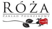 Logo Zakład Pogrzebowy Róża