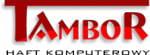 Haft Komputerowy TAMBOR S.C. Odzież reklamowa, Logo