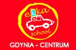 Logo ELKA SCHOOL Gdynia