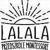 Logo Lalala Przedszkole Montessori