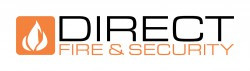 Direct Fire & Security logo