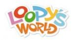 Loopy's  World Rodzinne Centrum Rozrywki logo