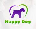 Logo Happy Dog - Łódzka