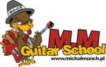 Logo M.M. Guitar School