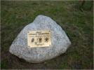 Obelisk 'Mały Trójkąt Weimarski'