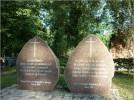 Pomnik poświęcony pamięci Niemców spoczywających na nieistniejących gdańskich cmentarzach