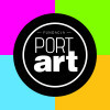 Port art logo