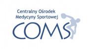 Centralny Ośrodek Medycyny Sportowej logo