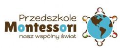 Logo Przedszkole Montessori Nasz wspólny świat