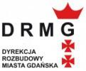Logo Dyrekcja Rozbudowy Miasta Gdańska