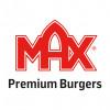 Max Premium Burgers logo