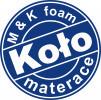 Logo MK foam Koło