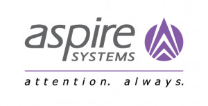 Logo Aspire Systems Poland