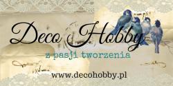 Akademia rękodzieła Deco Hobby