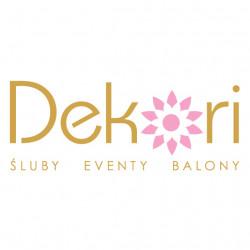 DEKORI - Śluby / Eventy / Balony