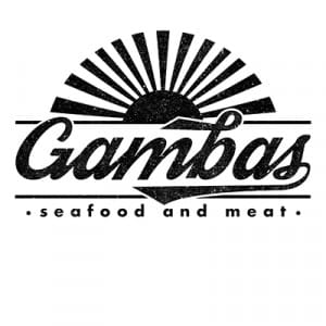 Gambas sea food & meat
