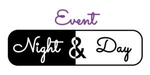 Logo Event Night & day