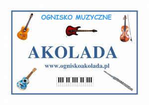 Ognisko Muzyczne Akolada logo