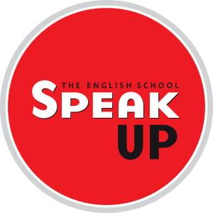 Logo Speak Up The English School Gdynia