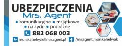 Mrs. Agent - pośrednictwo ubezpieczeniowe