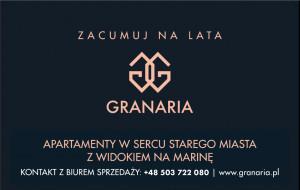 Logo Granaria Gdańsk
