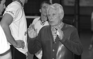 Zmarł znany trener siatkówki