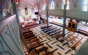 Zobacz oruński kościół salezjanów