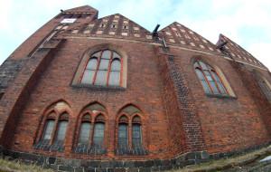 Zobacz portowy kościół Franciszkanów