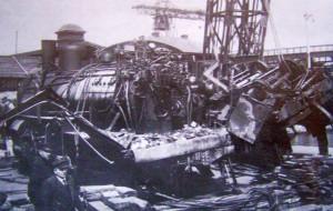 Katastrofa kolejowa na Przeróbce sprzed ponad 90 lat