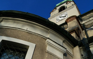Zobacz neobarokowy kościół jezuitów