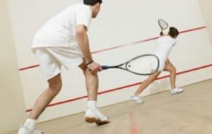 Naucz się squasha, albo zostań trenerem