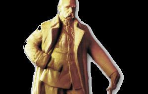 Pomnik Piłsudskiego stanie w Gdyni w listopadzie