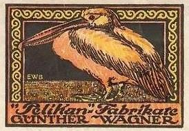 Jak Pelikan przy piórach majstrował