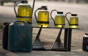 Rosyjskie paliwo kupisz w Trójmieście za  4 zł. Klienci? Lekarze, policjanci, taksówkarze