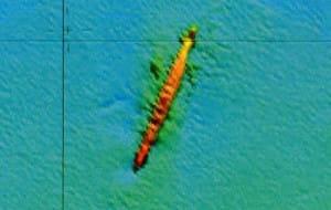 """Wrak na dnie Morza Północnego to nie jest ORP """"Orzeł"""""""