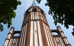 Zobacz kościół cystersów w Oliwie