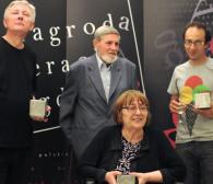 Kostki Literackie rozdane. Nagroda Literacka Gdynia się zmienia