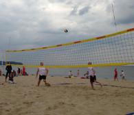 Business Cup w siatkówce plażowej w Sopocie