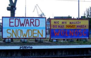 Kto wspiera Edwarda Snowdena w Trójmieście?