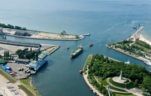 Optymistyczne wyniki gdańskiego portu