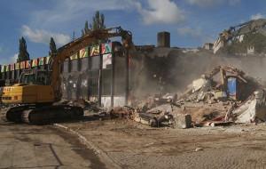 Rozpoczęło się wyburzanie dworca w Sopocie