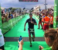 Ukrainiec wygrał Herbalife Triathlon Gdynia