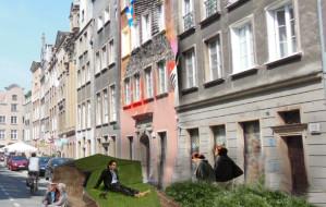 Gdańsk: ul. Ogarna nabierze kolorów