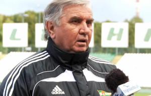Trener Lechii o meczu z Juventusem